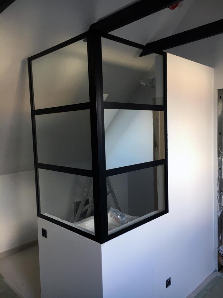 Verrière d'interieure - Creteil
